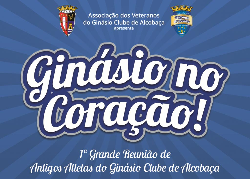 A festa que faltava: Ginásio no Coração! reúne antigos atletas do clube de Alcobaça