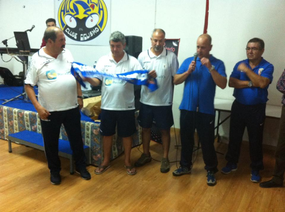 Sucesso marca visita dos Veteranos de Terra Chã (Açores) a Alcobaça